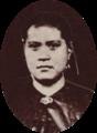 Queen Teriimaevarua II, La Famille Royale de Tahiti, Te Papa Tongarewa.png