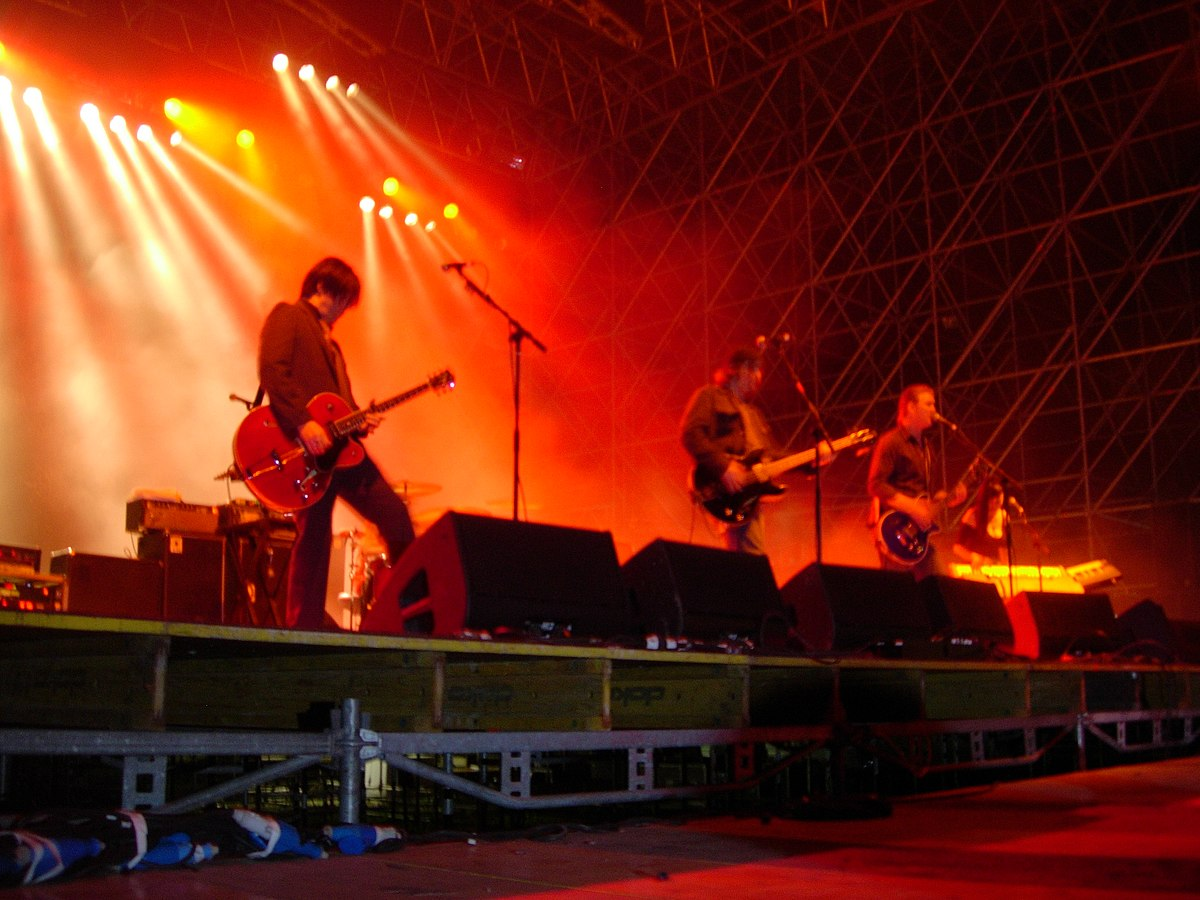 Queens Of The Stone Age Simple English Wikipedia The Free