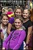 Queensland Netball Firebirds parade day-03 (19192021602).jpg