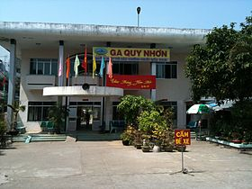 Quy Nhon Railway Station