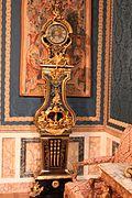 Régulateur - Regulator clock - vers 1714-1719 - Oppenordt - Boulle - Louvre - OA 6746