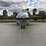 RAAF (A8-142) General Dynamics F111C gate guardian at RAAF Base Wagga (10).jpg