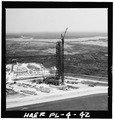 REMOVAL OF LEVEL 380 - Mobile Launcher One, Kennedy Space Center, Titusville, Brevard County, FL HAER FLA,5-TIVI.V,1-42.tif