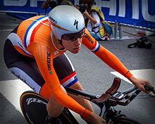 ebd2bca62 2015 UCI Road World Championships – Women s time trial - Ellen van Dijk