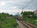 RZD ER2R-7003 at one-track branch line Pavlovskiy Posad - Elektrogorsk. (24874940269).jpg