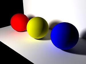 radiosity (computergrafik) – wikipedia, Gestaltungsideen