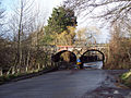 Railway Bridge at Tisbury - geograph.org.uk - 314406.jpg