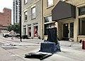 Raleigh, North Carolina George Floyd death protest damage 06.jpg