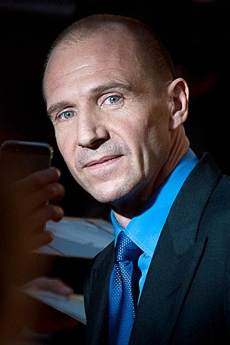Ralph Fiennes - Fiennes at the London Film Festival premiere of The Invisible Woman, October 2013