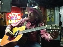 Ramblin Jack Elliott at Knuckleheads Saloon Gospel Lounge.JPG