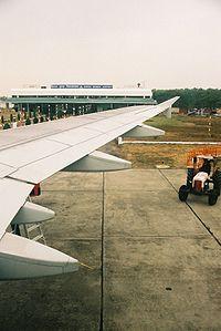 Ranchi - Birsa Munda Airport (IXR-VERC).jpg