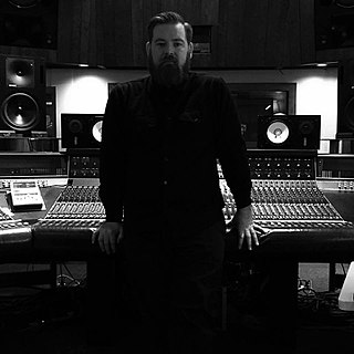 Randall Dunn United States record engineer and rock musician