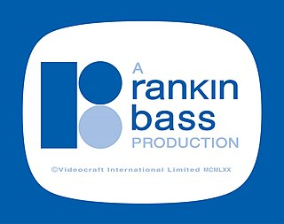 Rankin/Bass Animated Entertainment former production company known mainly for animated holiday specials