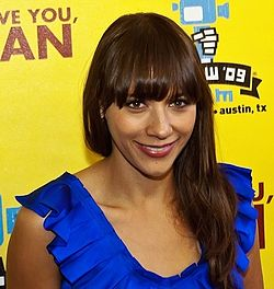 Rashida Jones 2009.