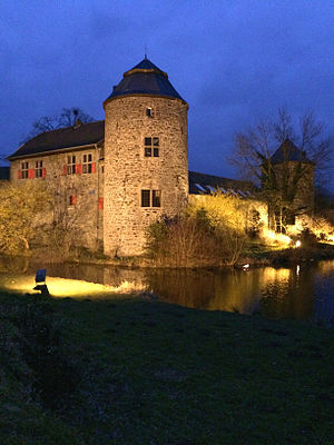 "Ratingen - Water-Castle ""Haus zum Haus"""