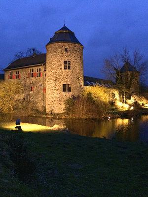"""Ratingen - Water-Castle """"Haus zum Haus"""""""