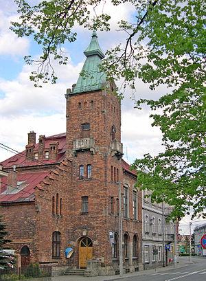 Brzesko - Town Hall
