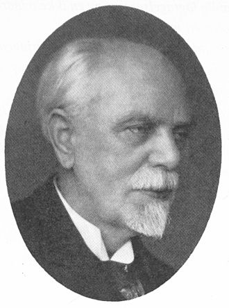 Christen C. Raunkiær - c. 1930