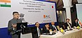 Ravi Shankar Prasad addressing at the session of 2nd India-Japan Joint Working Group Meeting under India-Japan ICT Public-Private Partnership Strategic Dialogue.jpg