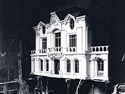 Raymond duchamp villon wikipedia for Maquette de maison