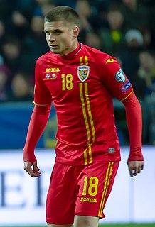 Răzvan Marin Romanian footballer