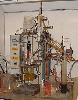 Reaction calorimeter