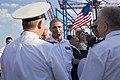 Reception with Ambassador Pyatt Aboard USS ROSS, July 24, 2016 (27966444744).jpg