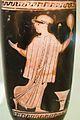 Red-figure lekythos, woman, mirror, Athens 470-460 BC, Prague, NM H10 774, 152187.jpg