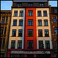 Red ^ White House in the Setting Sun - panoramio.jpg
