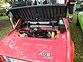 Red Fiat X 1 1 9 in Police nad Metují engine.jpg