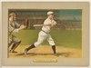 Red Murray, New York Giants, baseball card portrait LCCN2007685633.tif