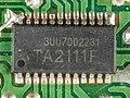 Reflexion HIF-2000B - board - Toshiba TA2111F-92701.jpg