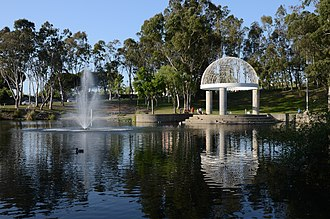 Hercules, California - Refugio Valley Park