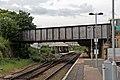 Regent Street bridge, Wrexham General railway station (geograph 4025015).jpg
