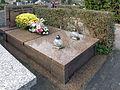 Regina Pozniak - Cmentarz na Sluzewie przy ul Renety (2).JPG