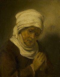 Rembrandt - Praying Woman.jpg