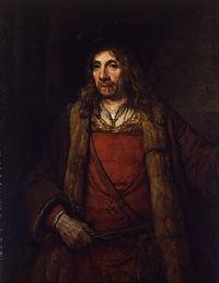 Rembrandt Harmensz. van Rijn - Man in a Fur-lined Coat - Google Art Project.jpg