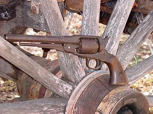 Remington Model 1858 - Original Remington New Model Navy, 36 caliber