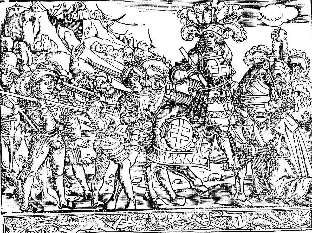 Battle Of Nancy Wikipedia