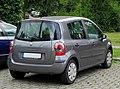 Renault Modus – Heckansicht, 4. Juni 2011, Wülfrath.jpg