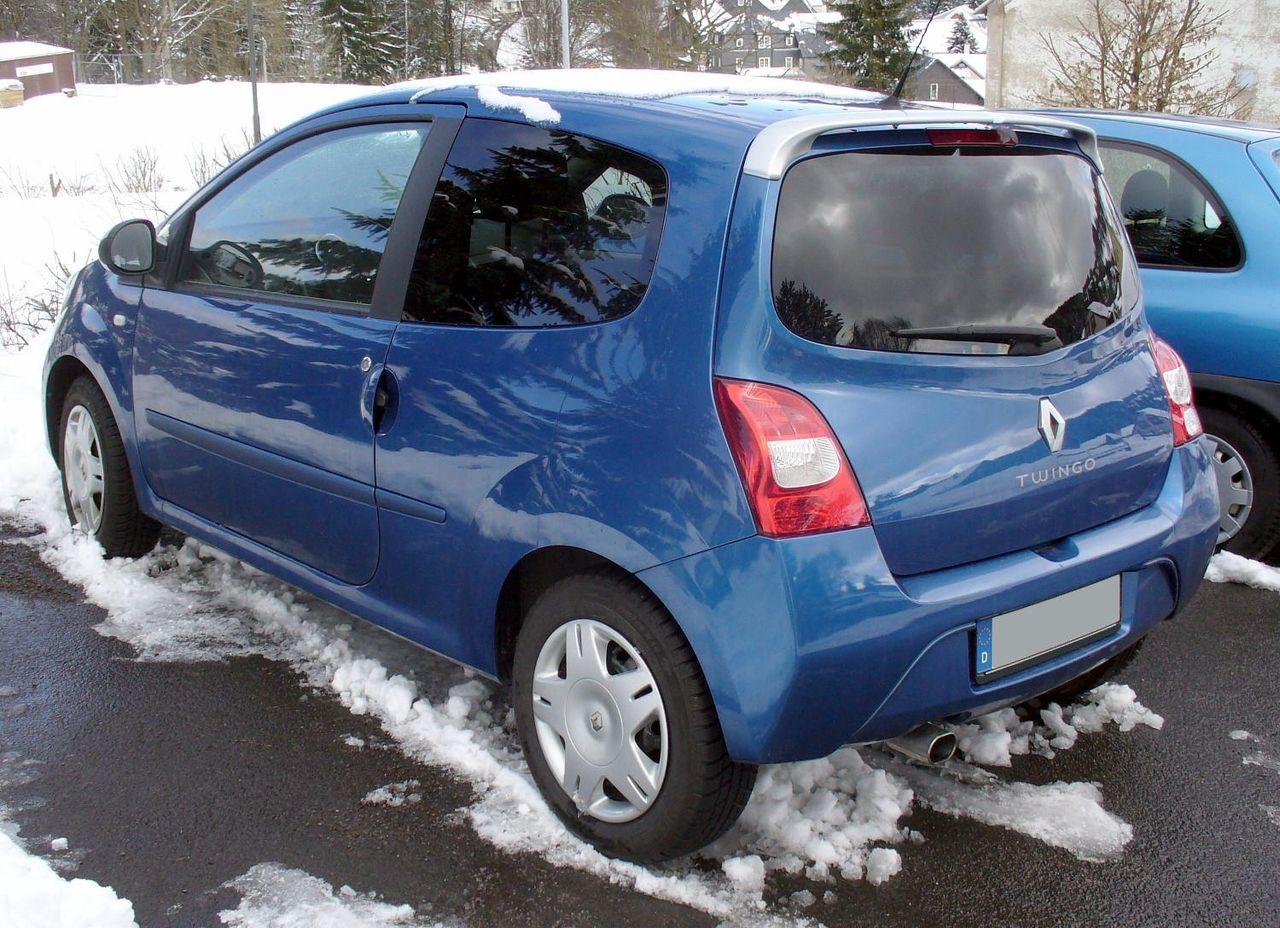 file renault twingo ii phase i gt heck jpg wikimedia commons. Black Bedroom Furniture Sets. Home Design Ideas