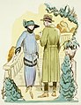 Rendezvous, Outfit And Ulster Overcoat by Fabian & Hrich from Styl, pub. 1922.jpg