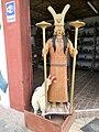 Reproducció de la Dama de Cao a una botiga d'artesania.jpg