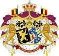 Respectant wapen van H.H.M.M.. Koning Leopold en Koningin Astrid der Belgen.jpg