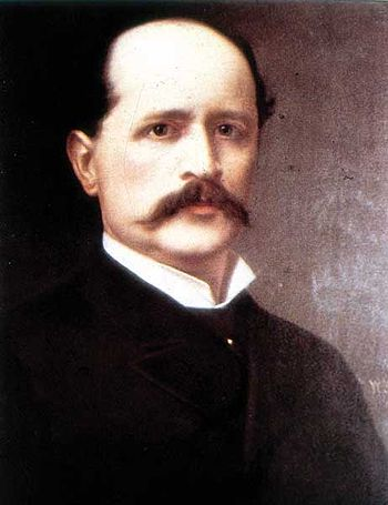 Retrato Ramon Barros Luco