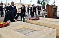 Reuven Rivlin at the State Memorial Ceremony in memory of the late David Ben-Gurion, November 2020 (GPOHA1 3808).jpg