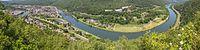 Revin, River Meuse-Panorama-9639-42.jpg