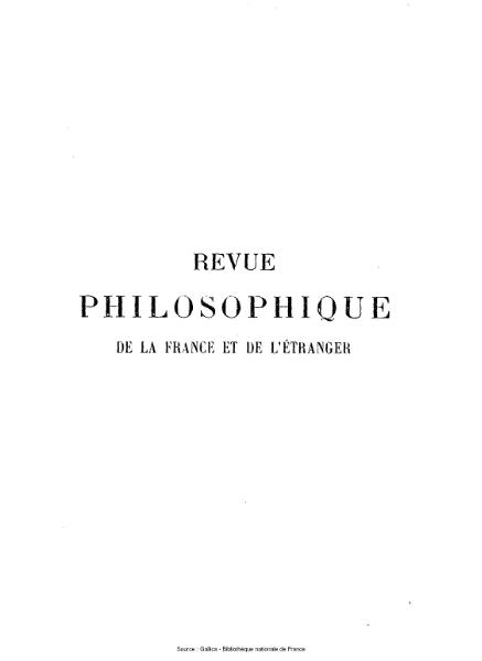 File:Ribot - Revue philosophique de la France et de l'étranger, tome 48.djvu