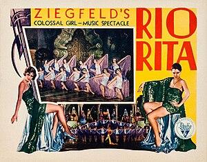 Rio Rita (1929 film) - Image: Rio Rita 1929 LC 1
