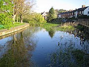 River Chess at Waterside, Chesham - geograph.org.uk - 407585